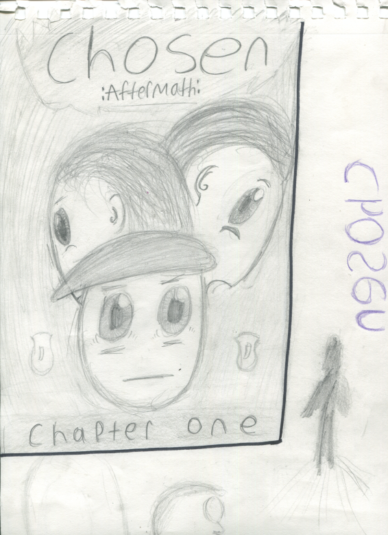 058 - Chosen Chapter One Cover
