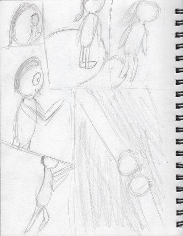 Sketched Page 19