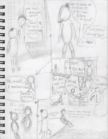 Sketched Page 3